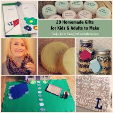 Homemade Christmas Gifts For Adults by 20 Homemade Christmas Gifts Saving The Family Money