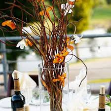curly willow centerpieces table bollea floral design gallery