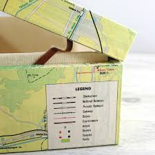 personalised keepsake box personalised keepsake box vintage map memory box by six0six design