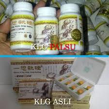 obat pembesar penis obat klg pills original terdiri dari dua