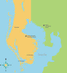 map of us vacation spots top florida vacation spots visit st petersburg clearwater florida