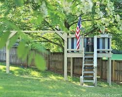 diy backyard kids playset woodworking pinterest backyard