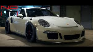 Porsche 911 Gt3 Rs 991 2015 Modified Nfs2015 Sound Youtube