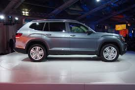volkswagen 2017 2018 volkswagen atlas crossover revealed launches spring 2017