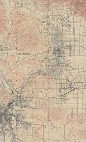 Los Angeles Maps by Los Angeles County California Maps And Gazetteers