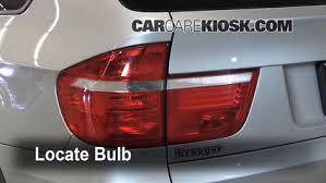 2002 bmw x5 tail light assembly brake light change 2007 2013 bmw x5 2008 bmw x5 3 0si 3 0l 6 cyl