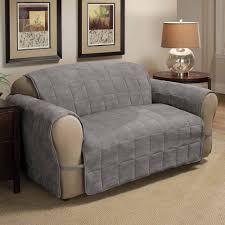 Surefit Sofa Covers by Sofas Center Sure Fit Cotton Duck T Cushion Sofacover Walmart