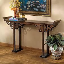 Zipcode Design Console Table Amazon Com Design Toscano Forbidden City Asian Console Table