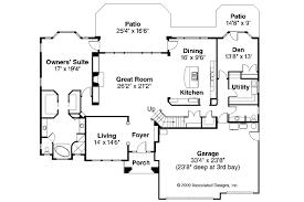 spanish house plans moreover l shaped floor for home arresting