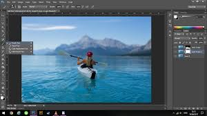 how to create a soft light blurred background in photoshop