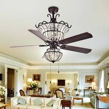 Dining Room Ceiling Fans With Lights Chandelier With Ceiling Fan Attached Ceiling Fan With Chandeliers