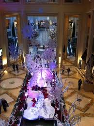 Christmas Decorations In Las Vegas Palazzo Christmas Decorations Picture Of The Shoppes At The