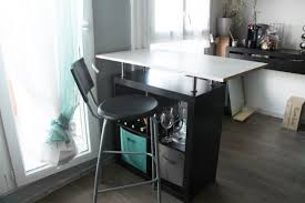 faire un bar de cuisine chambre bar de cuisine avec rangement bar de cuisine avec
