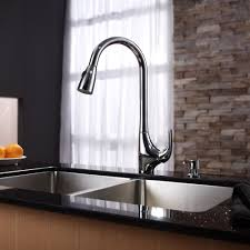 Kitchen Sinks Stainless Steel Stainless Steel Kitchen Sink Combination Kraususa Com