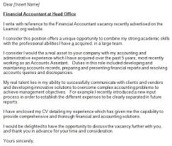 accountant cover letter example for job applications learnist org
