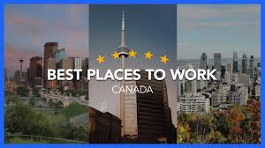 the best places to work in canada 2017 indeed