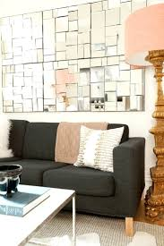 mirrors mirror living room ideas mirror wall art living room 9