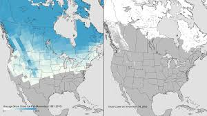 Map States Usa by White Christmas Weather Wikipedia Snow Is On The Ground In 49 Of
