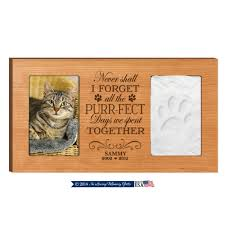 personalized cat gifts personalized pet memorial frame pet memorial gift pet memorial
