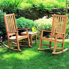 Rocking Chair Outdoor Furniture Patio Rocking Chairs And Table Patio Decoration