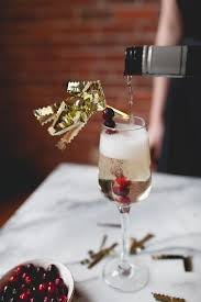 jojotastic diy festive new year u0027s eve cocktail stirrer