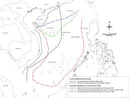 Map Of South China Sea Scarborough Shoal It U0027s Not About Fishes Or Oil It U0027s About Power