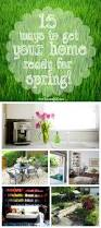 Ready For Spring by 15 Ways To Get Your Home Ready For Spring Dwell Beautiful