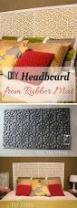Simple Headboard Ideas by 15 Home Decor Splurges That Are A Lot Cheaper To Diy Than Buy