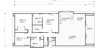 Floor Plans For Bedroom With Ensuite Bathroom 3 Bedroom Transportable Homes Floor Plans