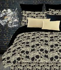 tattoo bedding queen amazon com veratex soft luxury youth 100 polyester shell fully
