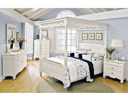 white canopy bedroom set home interior design living room