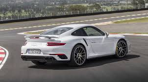 porsch 911 turbo 2017 porsche 911 turbo s is a smarter track and