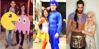 20 video game inspired cosplay halloween costume ideas for couples