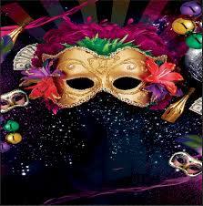 custom mardi gras 10x10ft mardi gras gold mask masquerade carnival chagne ribbons