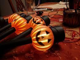 amazoncom halloween skull heads pathway markers flickering lights