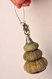 sea urchin snowman ornament snowman ornaments