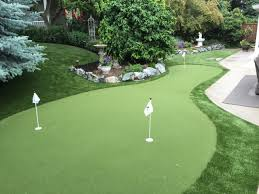 backyard putting green installation in danville ca forever greens