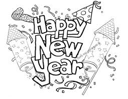 new year s eve free printable coloring pages new year u0027s eve colors