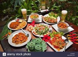cuisine provence delicious cuisine is served at our jungle house near khao sok