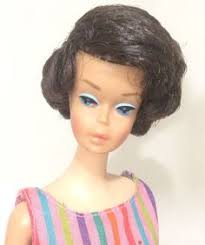 bubble cut hair style 1960 s barbie with a side part bubble cut hairstyle hairstyles