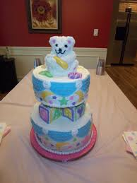 block baby shower cakes home decorating interior design bath