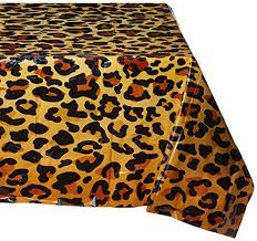 Cheetah Party Decorations Cheetah Print Party Decorations Amazon Com