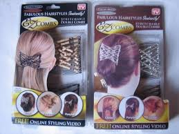 as seen on tv hair extensions ez combs hair ezcombs comb as seen on tv id 4248717 product