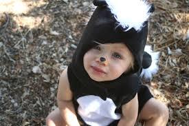 Baby Skunk Costume Halloween Tessa Rayanne Happy Halloween 2014 U0027