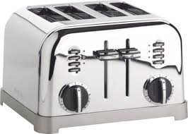 Calphalon 4 Slot Stainless Steel Toaster Toaster 80 For My Wonderful Marktaylordreamroom Mark Taylor U0027s