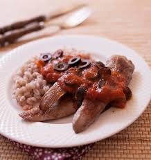 cuisiner aiguillette de canard aiguillettes de canard aux olives les meilleures recettes de