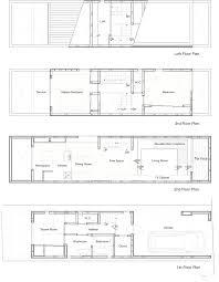 Narrow Townhouse Floor Plans 14 Best Narrow Houses Images On Pinterest Narrow House Floor