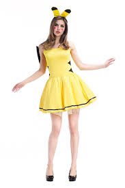 Animal Halloween Costumes For Women by Popular Pikachu Halloween Buy Cheap Pikachu Halloween Lots From
