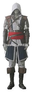 edward kenway costume newon hot sales assassin s creed iv 4 black flag edward