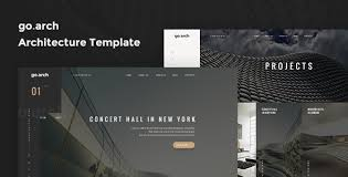 architecture layout design psd go arch architecture psd template by spartakvee2511 themeforest